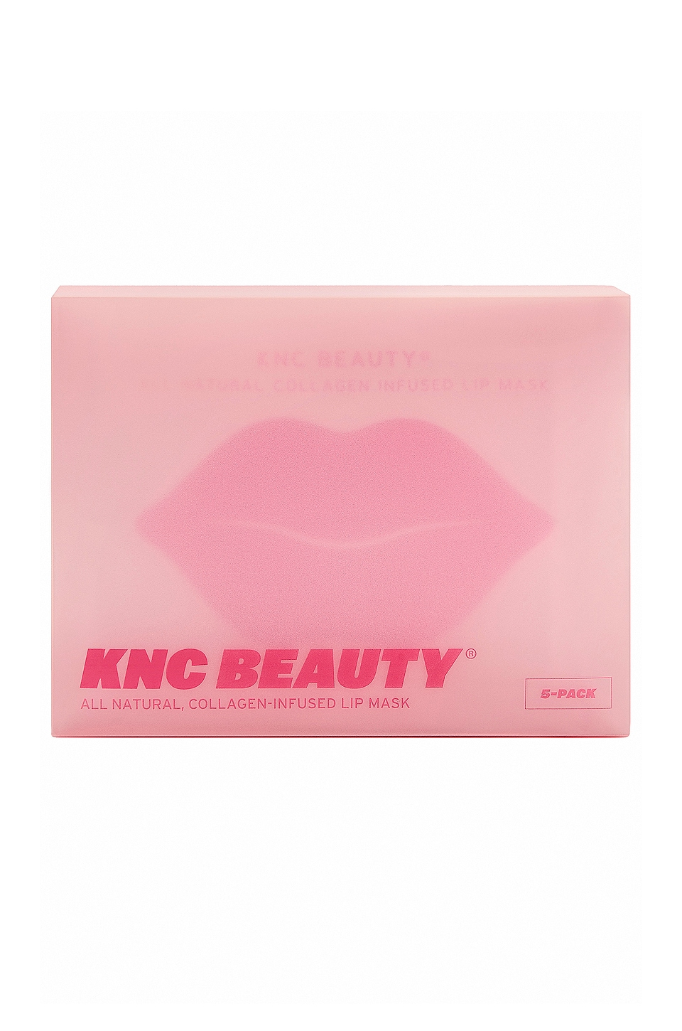KNC Beauty 5 Pack Lip Mask