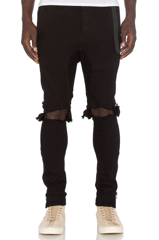 x T-Raww Ripped Skinny Jeans by Daniel Patrick