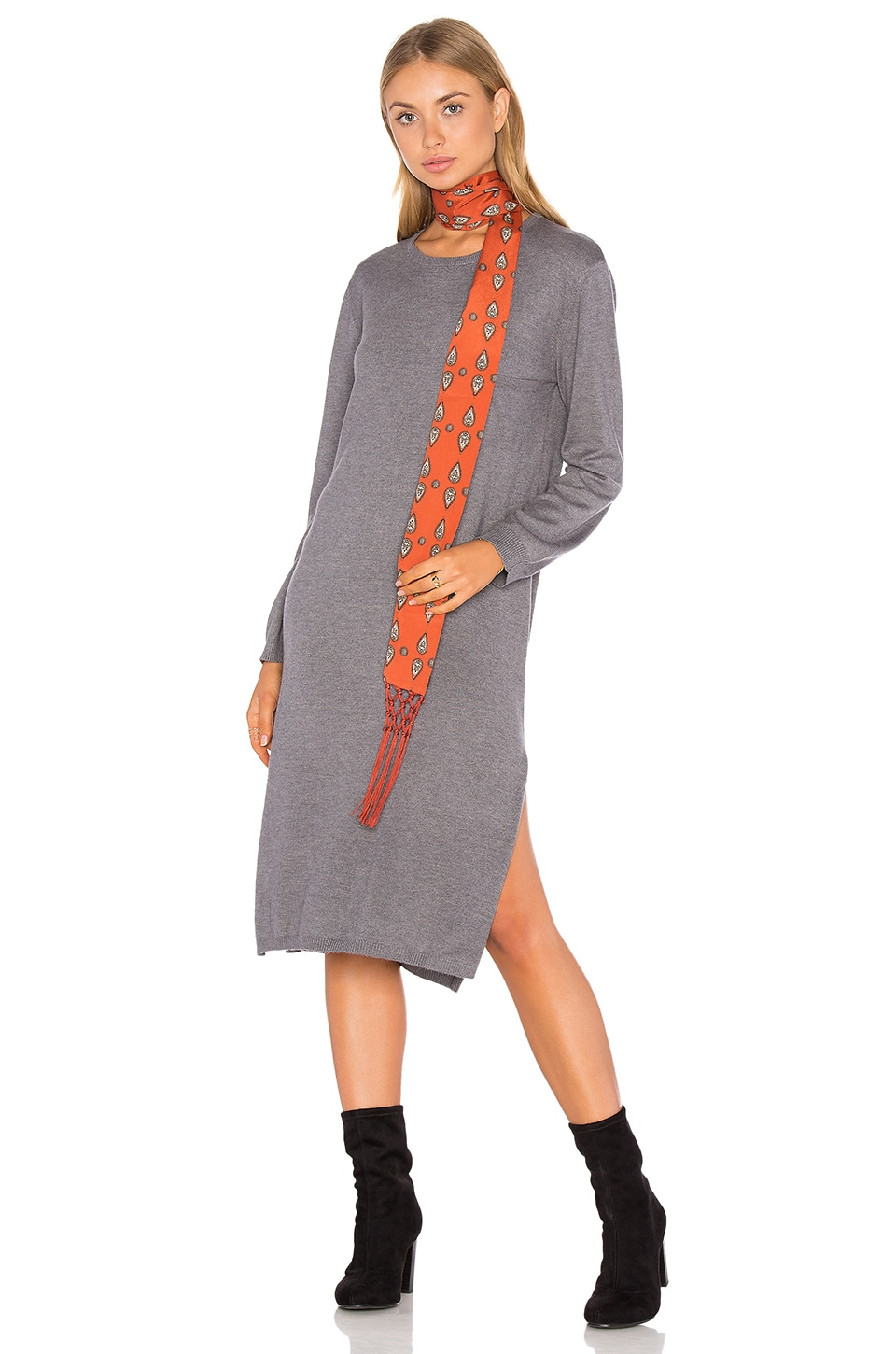 Darrien Sweater Dress by Knot Sisters