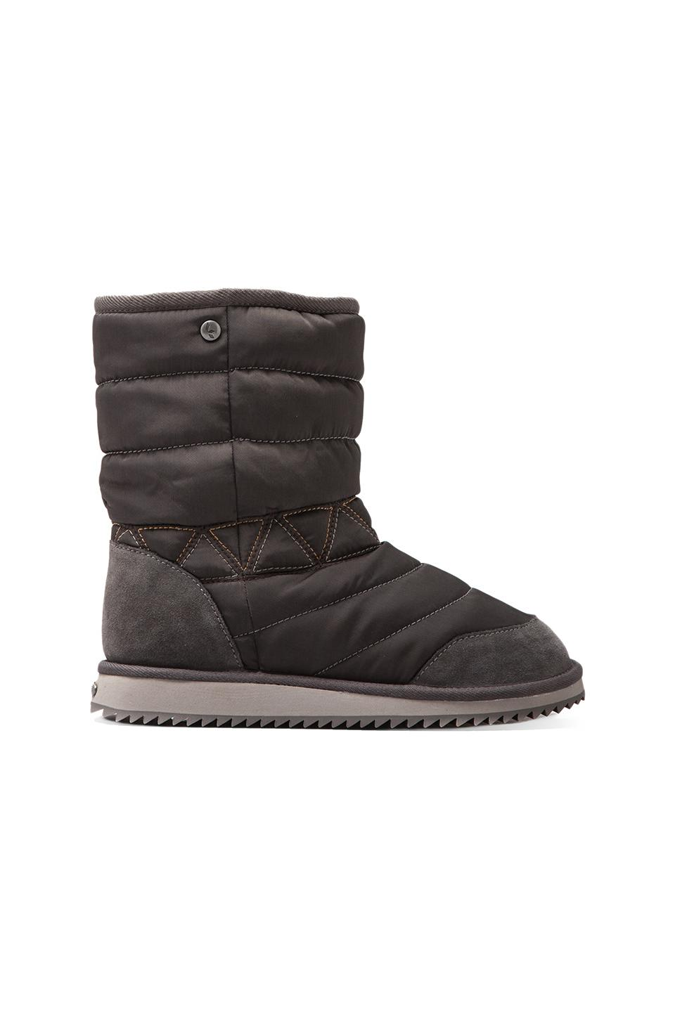 Koolaburra Moondance Boot with Sheep Wool in Armor Nylon