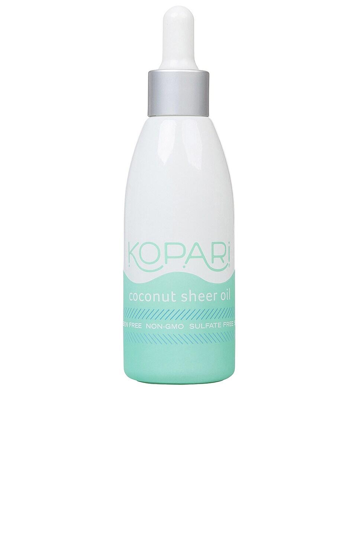 Kopari Coconut Sheer Oil