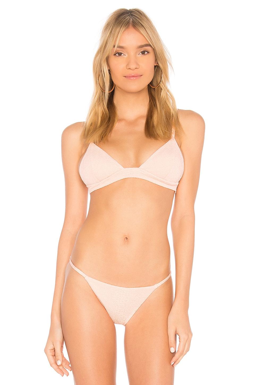 KOPPER & ZINK Tios Bikini Top in Blossom