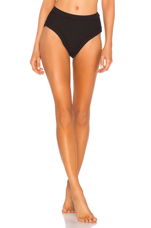 KOPPER & ZINK Taylor Bikini Bottom in Black
