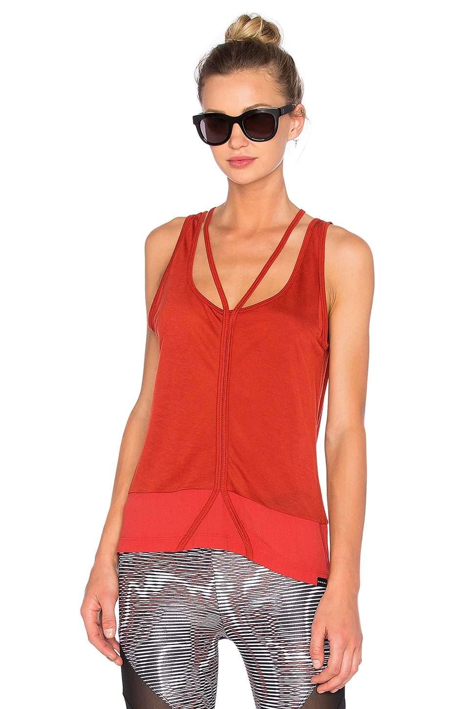Buy Plait Sleeveless Top by KORAL