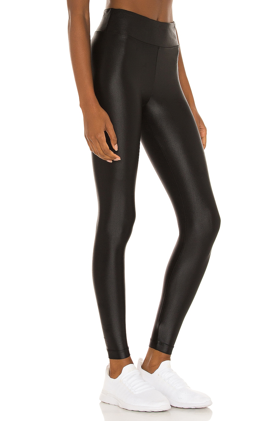 Lustrous High Rise Legging, view 2, click to view large image.