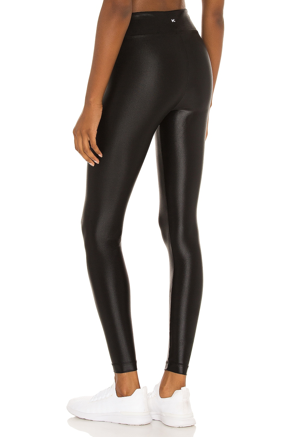 Lustrous High Rise Legging, view 3, click to view large image.