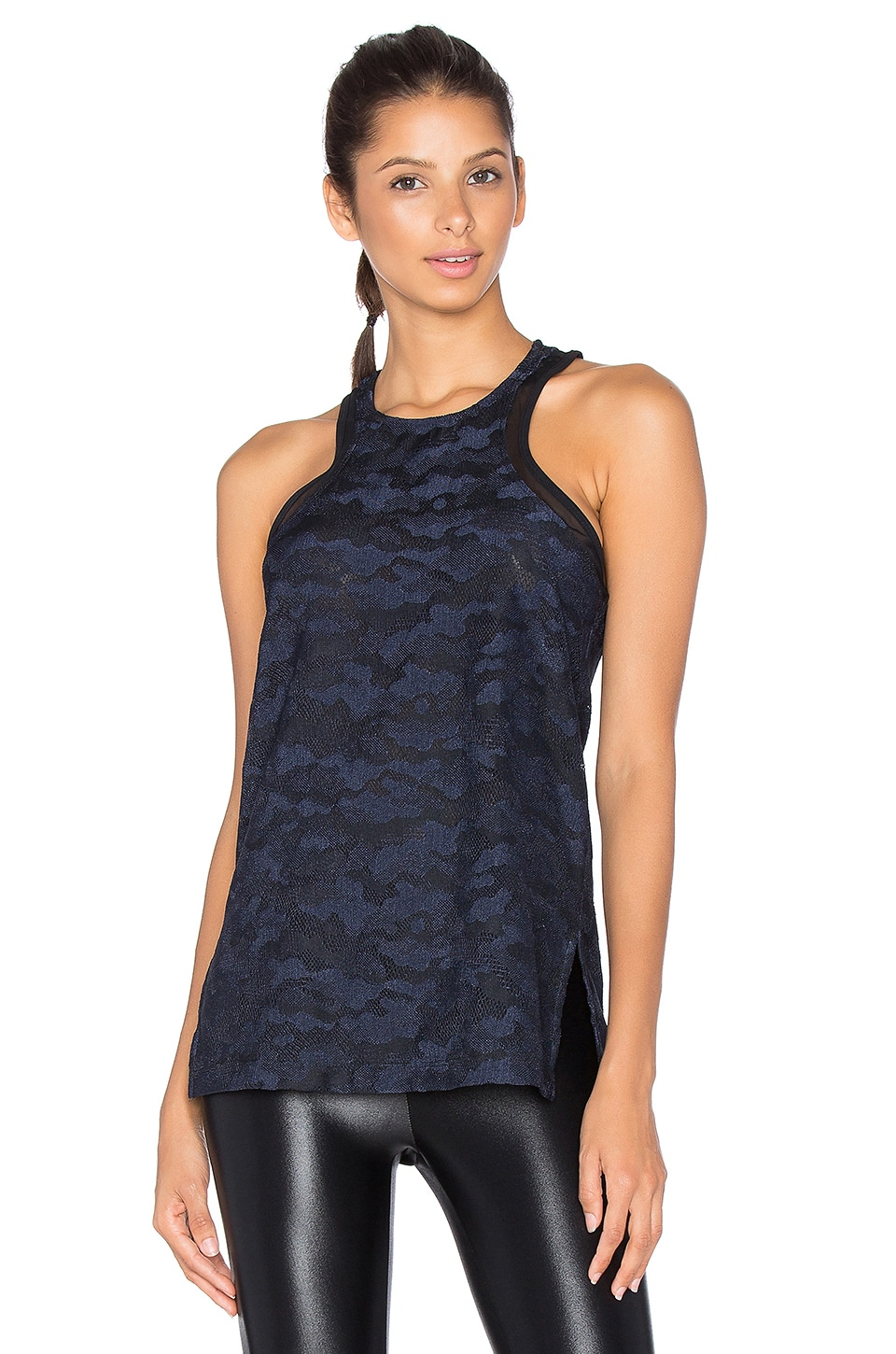 Control Sleeveless Tank by KORAL