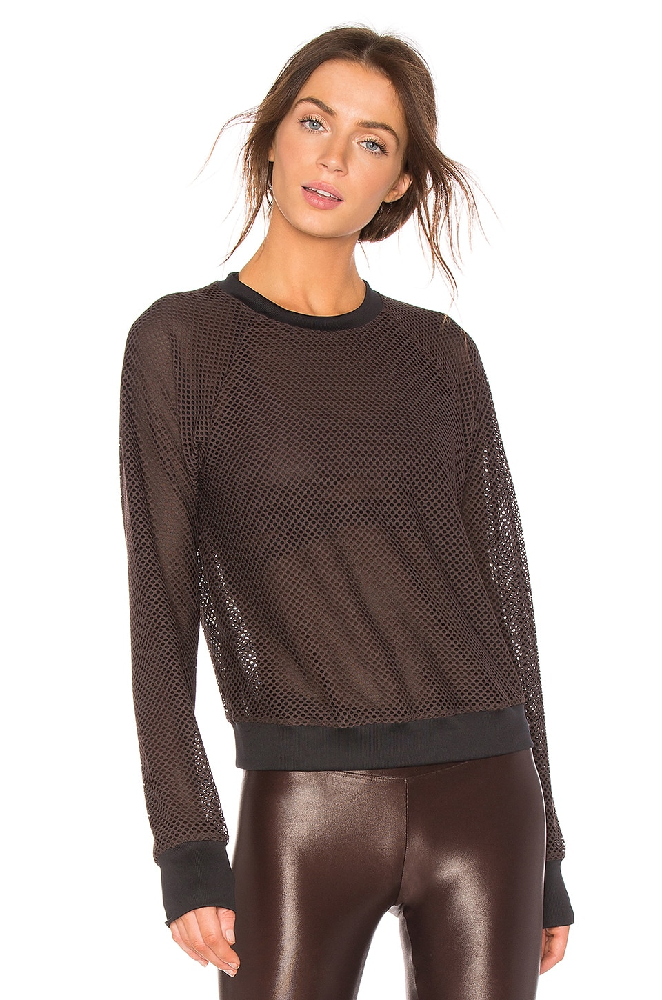Row Pullover