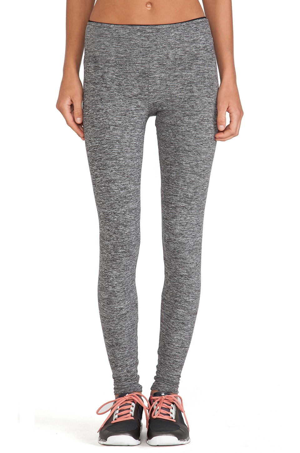 KORAL Mystic Legging in Heather Grey