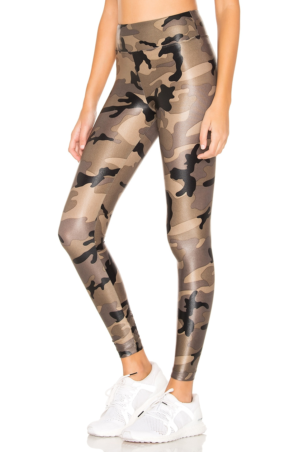 KORAL Lustrous High Rise Legging in Camo