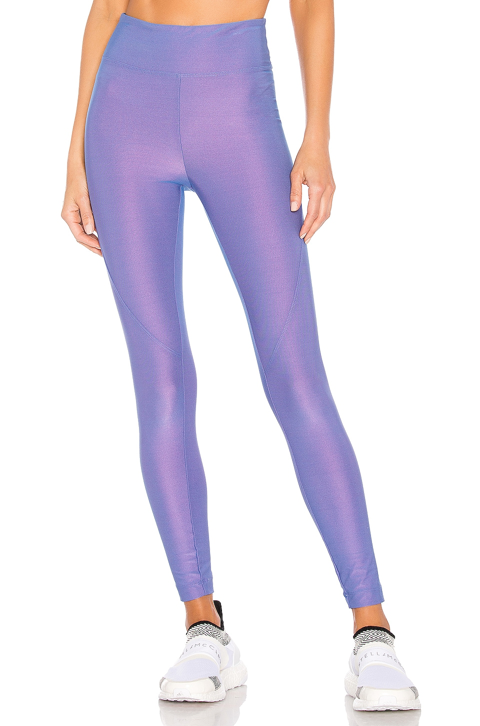 KORAL Magnet Iridescent High Rise Legging in Auralite