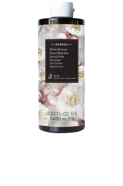 Korres White Blossom Shower Gel in White Blossom