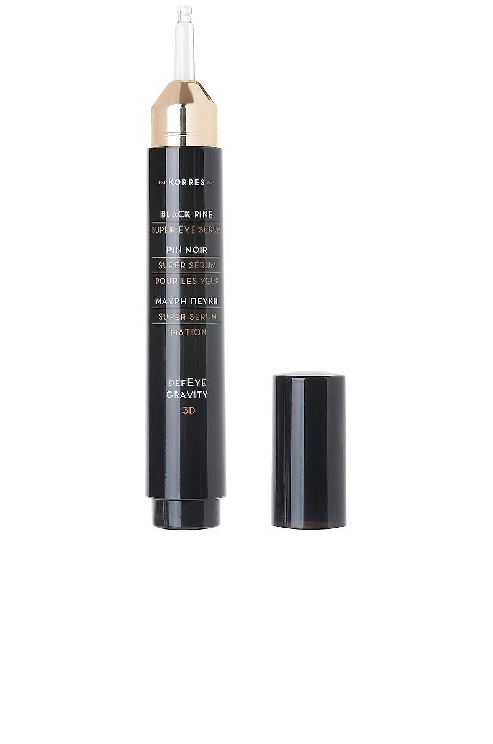 Korres Black Pine 3D Super Eye Serum