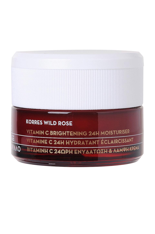 Korres Wild Rose Vitamin C 24 Hour Moisturizer