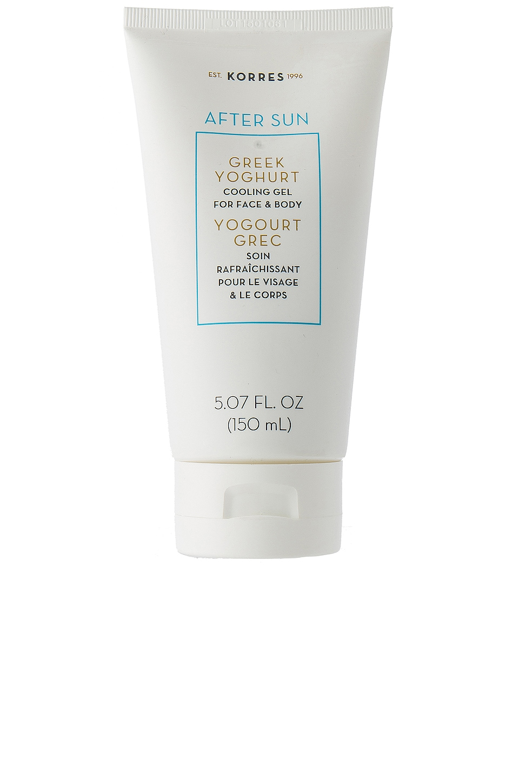 Korres Yoghurt Cooling Gel