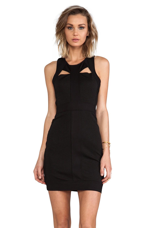 keepsake Have It All Dress in Black