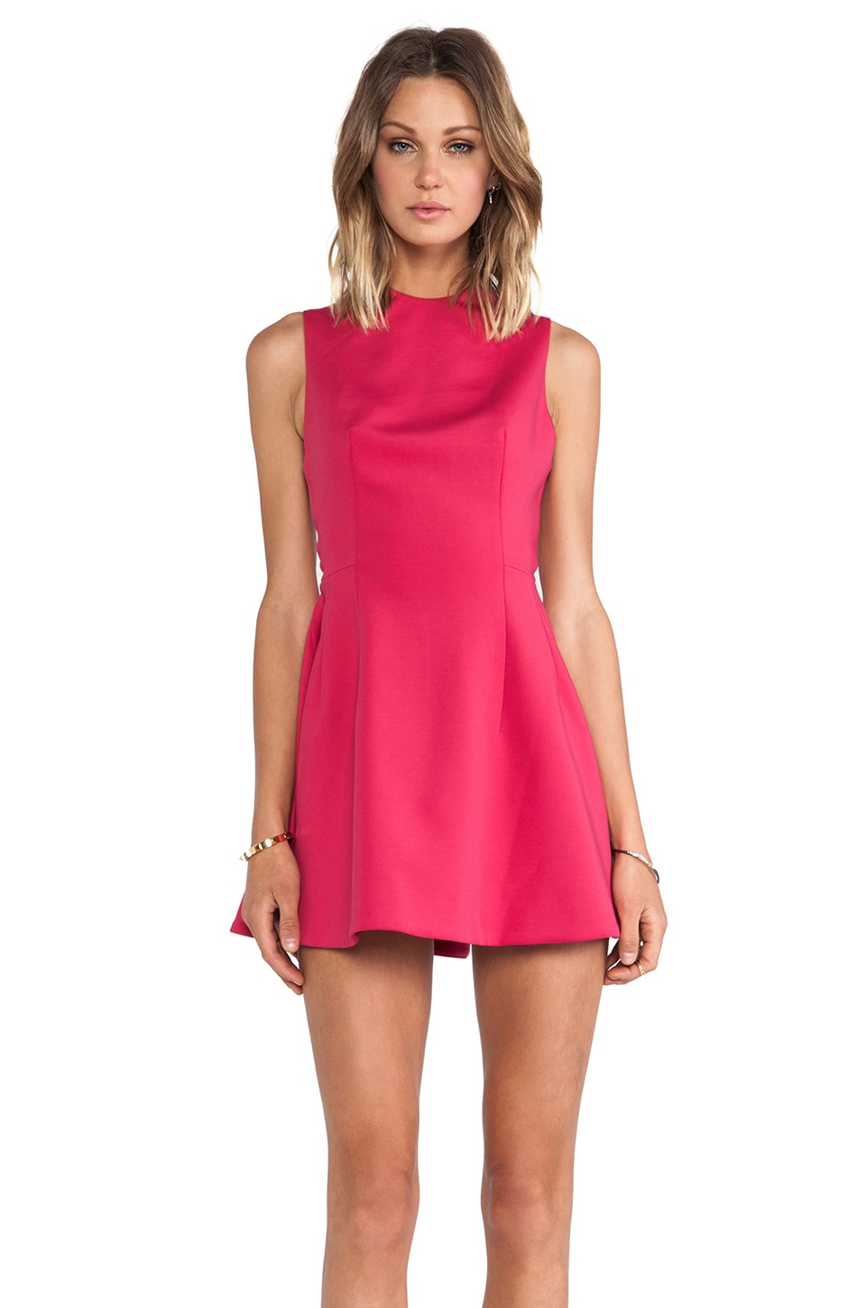 keepsake Sweet Nothing Dress in Rose
