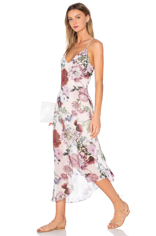 keepsake One Life Dress in Light Floral Print