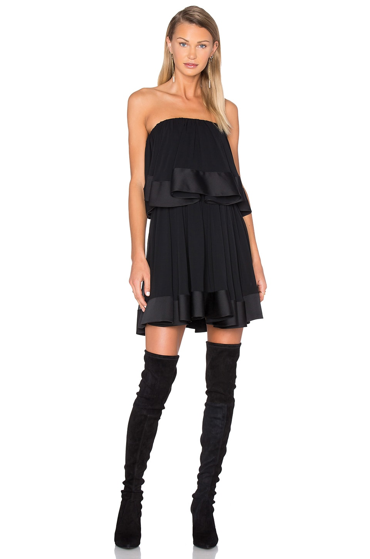 Not To Be Mini Dress by keepsake