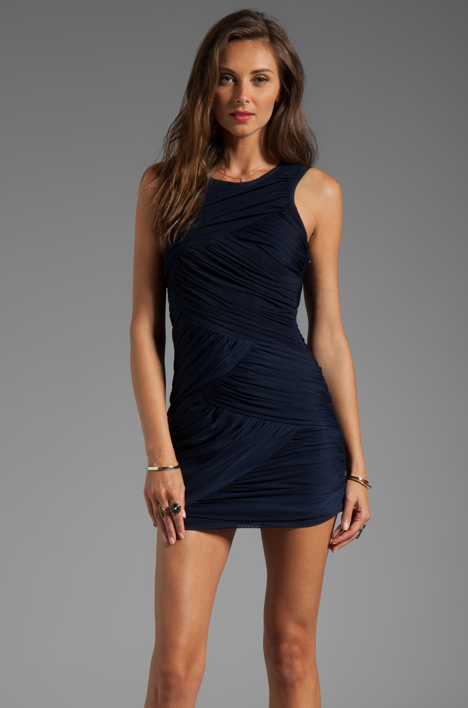 keepsake Candlelight Dress in Navy