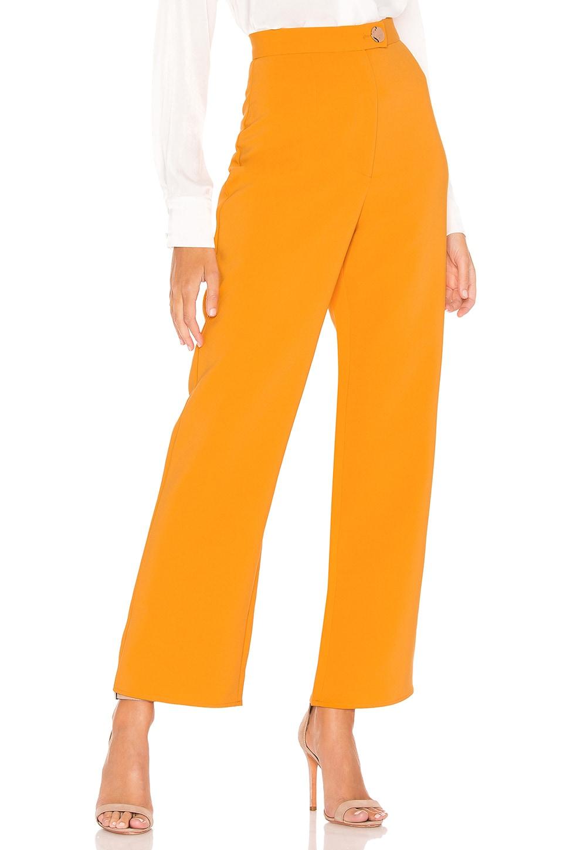 keepsake Follower Pant in Orange