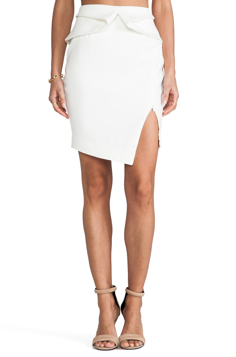 keepsake Motionless Skirt in Ivory