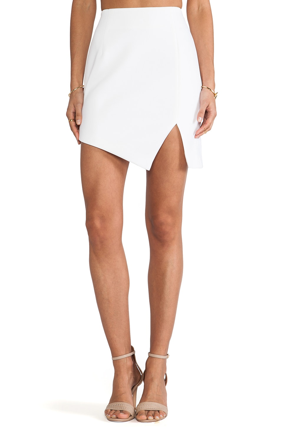 keepsake Flashback Skirt in Ivory