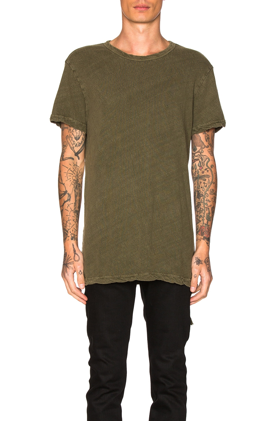 Loose Morals Tee by Ksubi