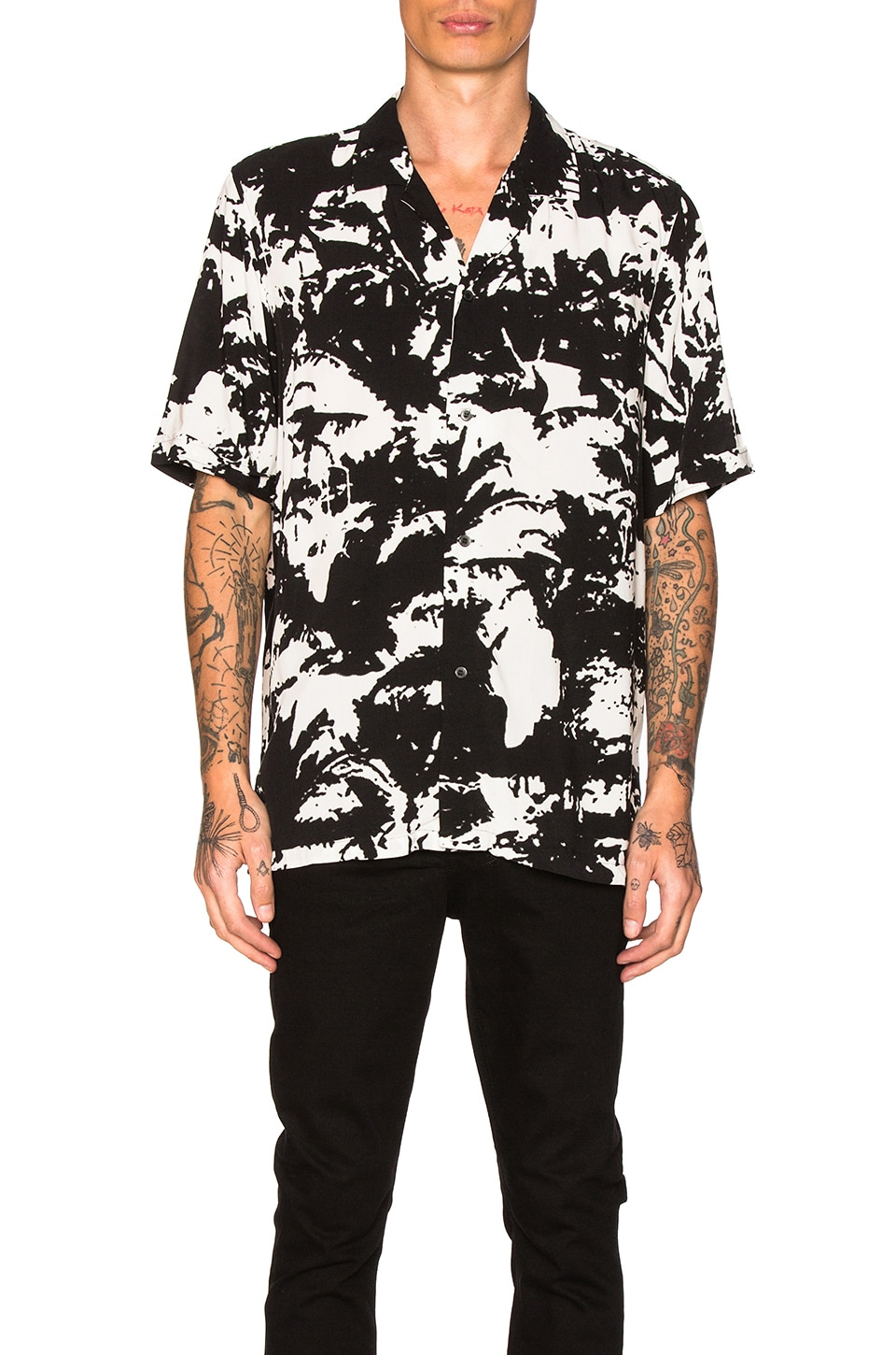 Big Troppo Button Down by Ksubi