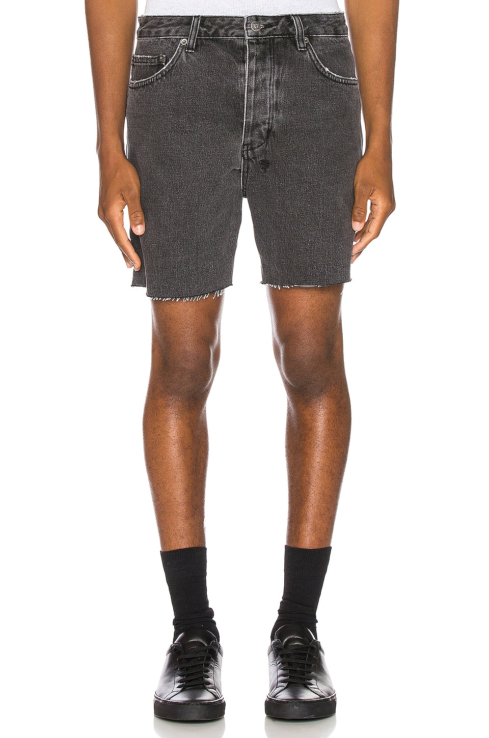 Ksubi Dagger Dan Short in Grey