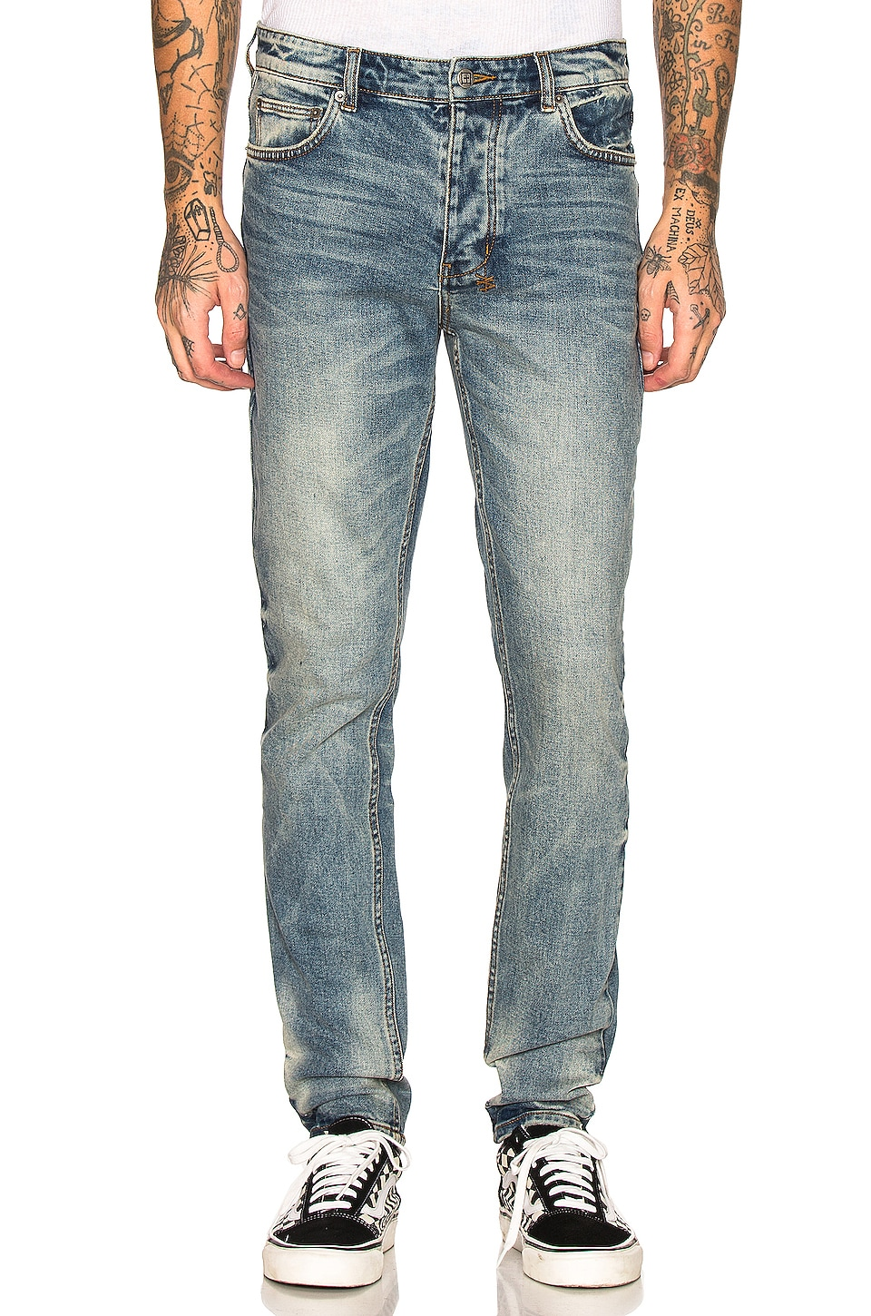 Ksubi Chitch Pure Dynamite Jean en Denim