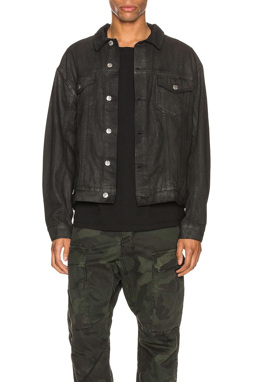 Ksubi Oh G Tainted Jacket in Black