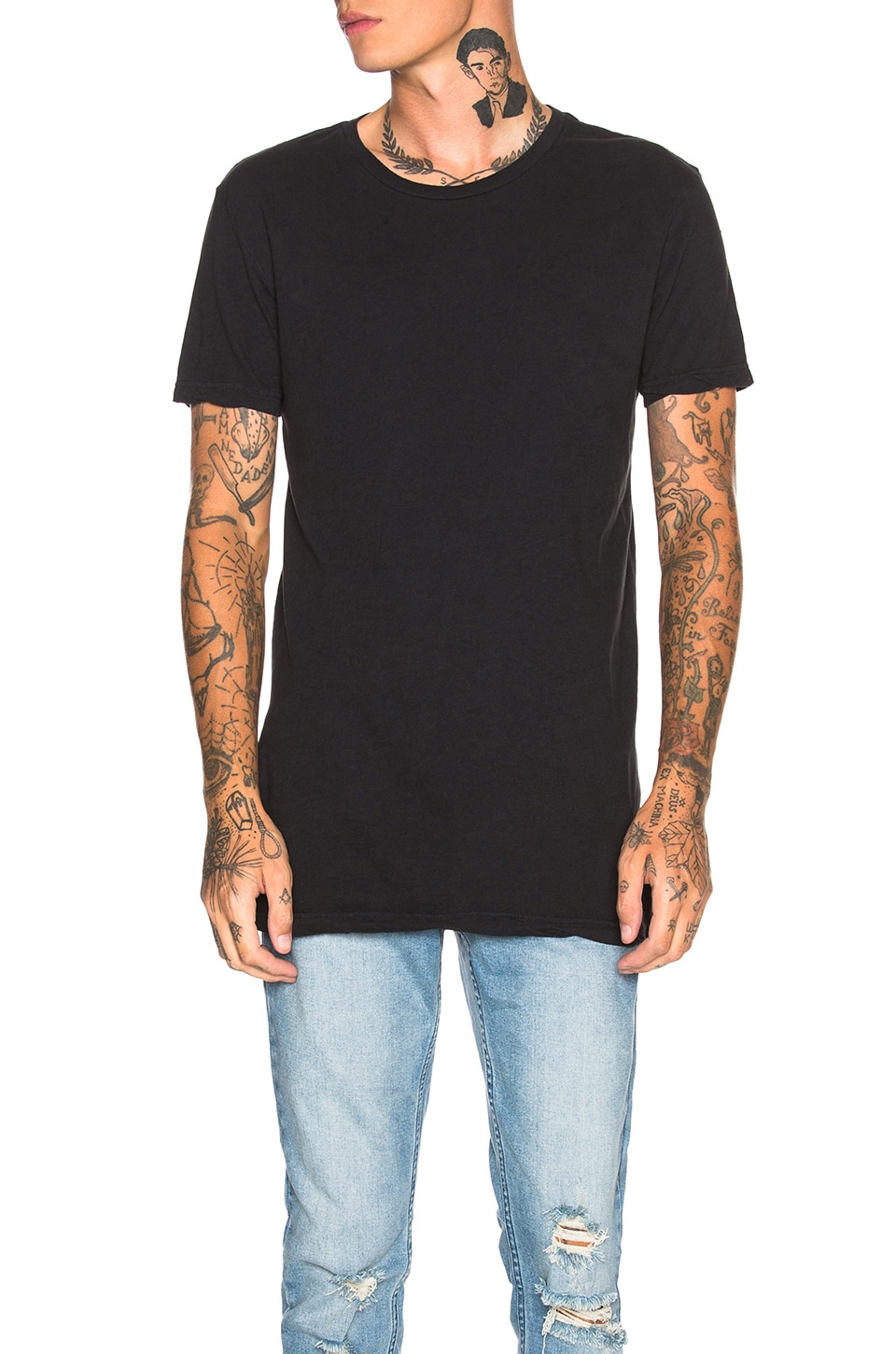 Ksubi Accessories Seeing Lines Tee