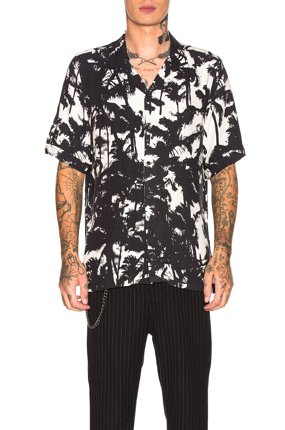Ksubi Troppo Resort Shirt in Assorted