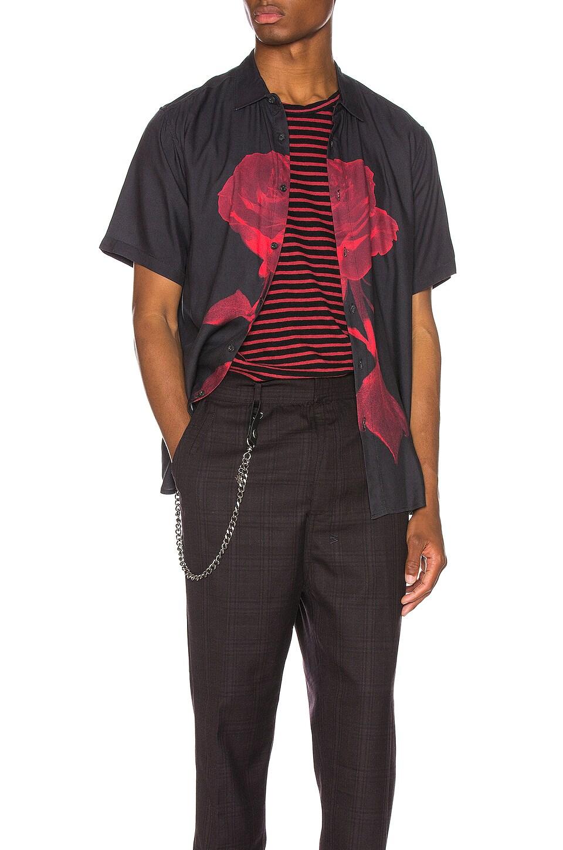 Ksubi No Daisy Shirt in Black