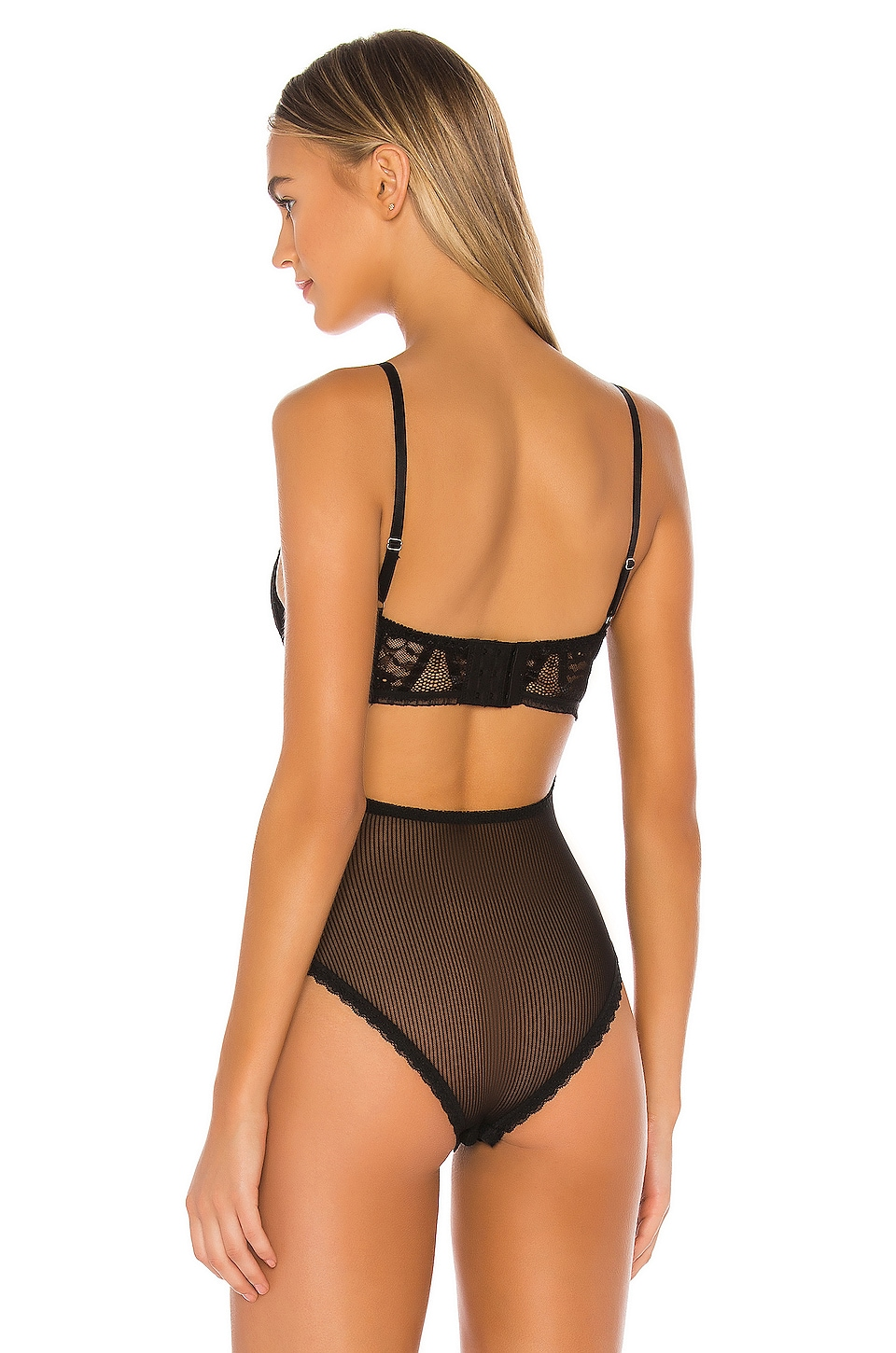 Zephyr Bodysuit, view 4, click to view large image.