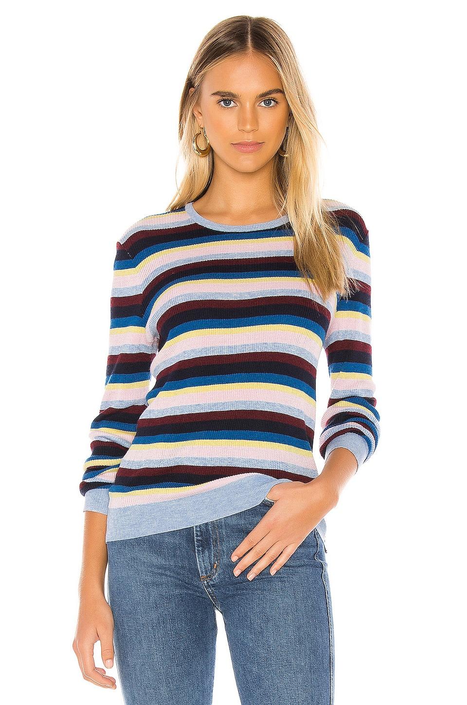 Kule The Lucia Sweater in Pink Multi