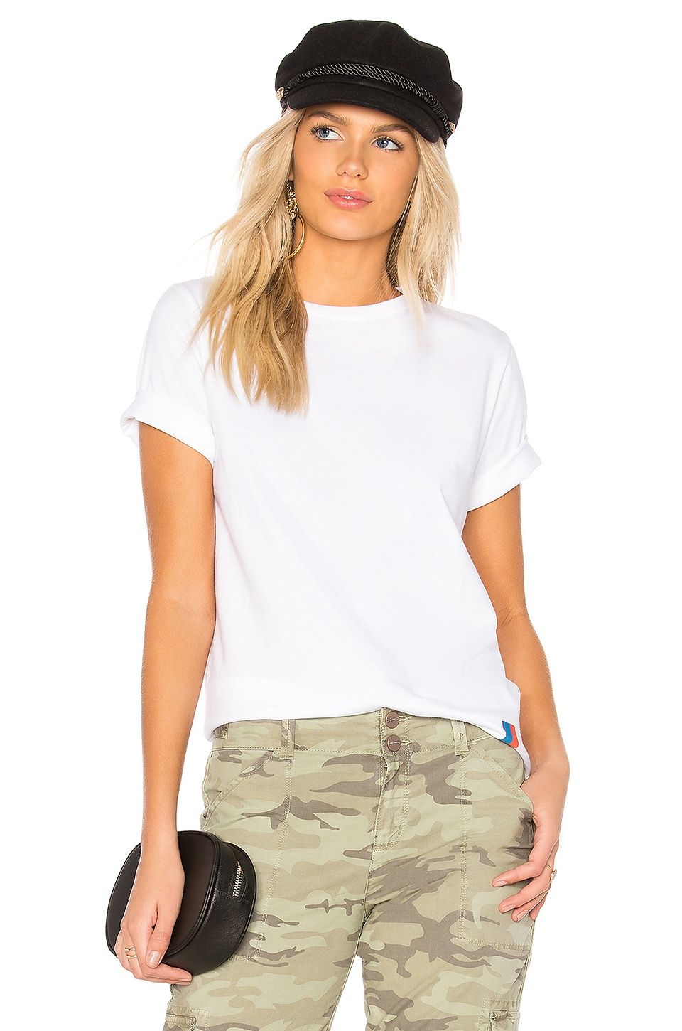 Kule The Modern Solid Top in White