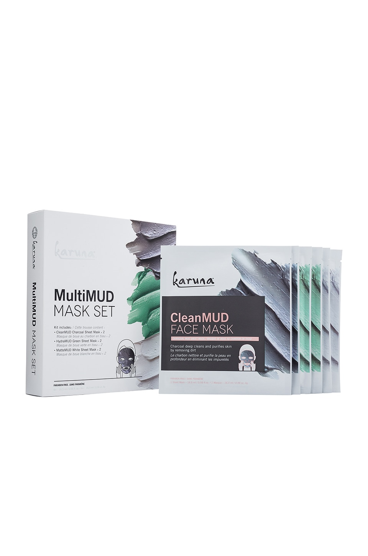 KARUNA Multimud Mask Set in Beauty: Na