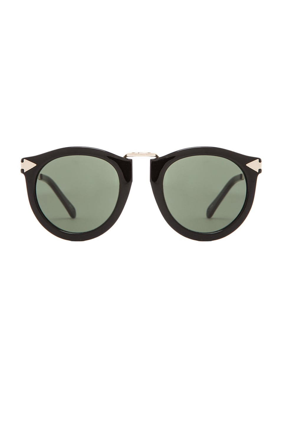 Karen Walker Cosecha en Black & Gold