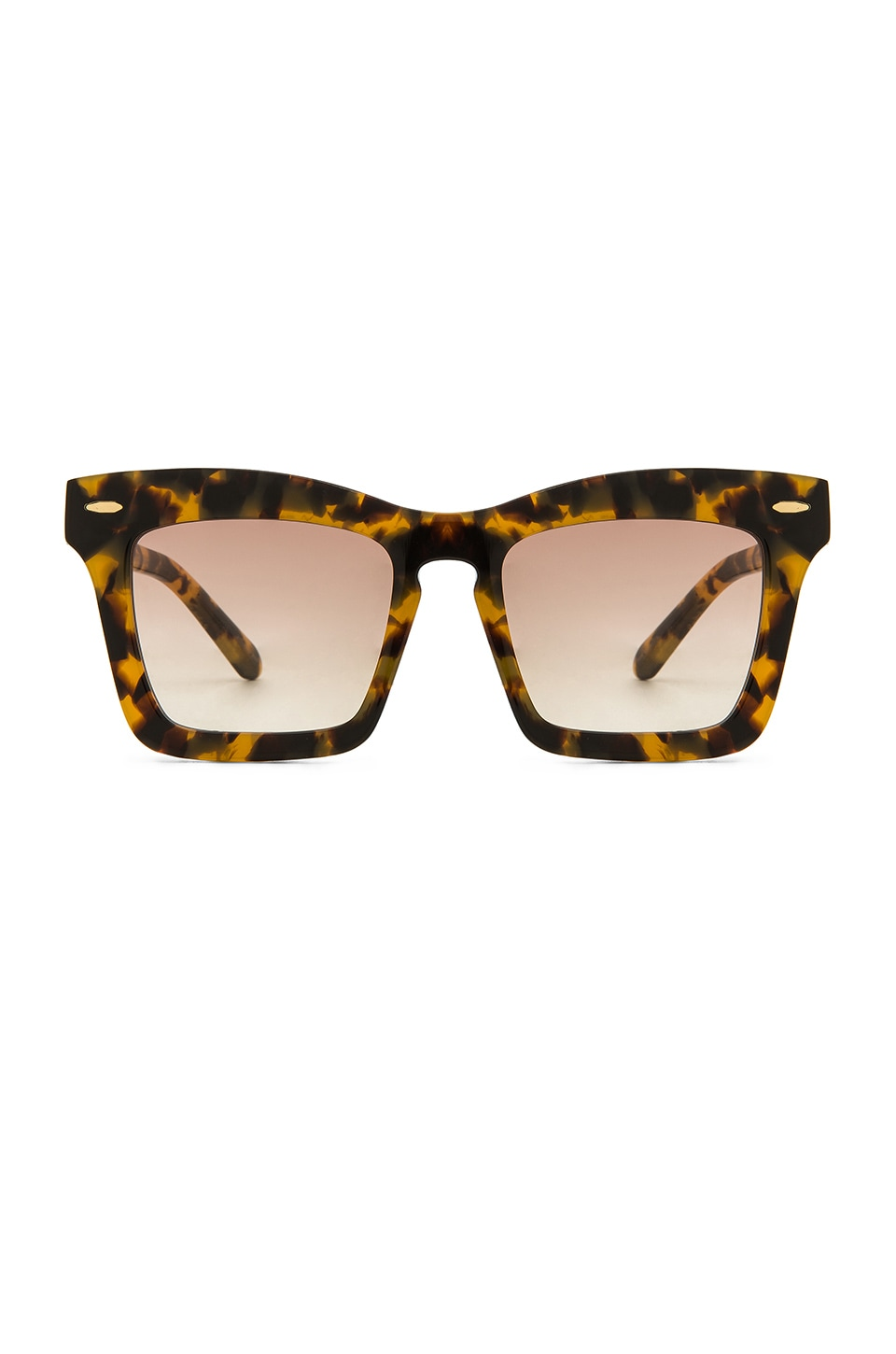 Karen Walker Banks in Crazy Tort & Pink Gradient