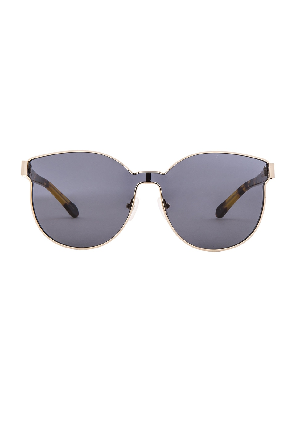 Karen Walker Star Sailor in Gold & Crazy Tort