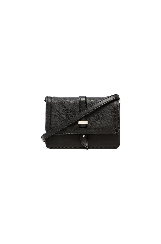 7527ebc1791a Karen Walker Juliet Shoulder Bag in Black