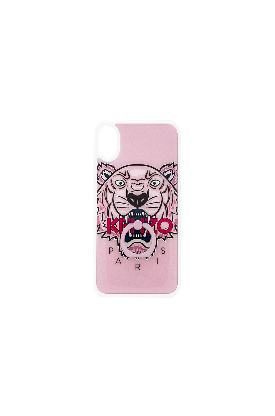 b900301d31 Kenzo Silicone with Ring iPhone X Case in Pink | REVOLVE