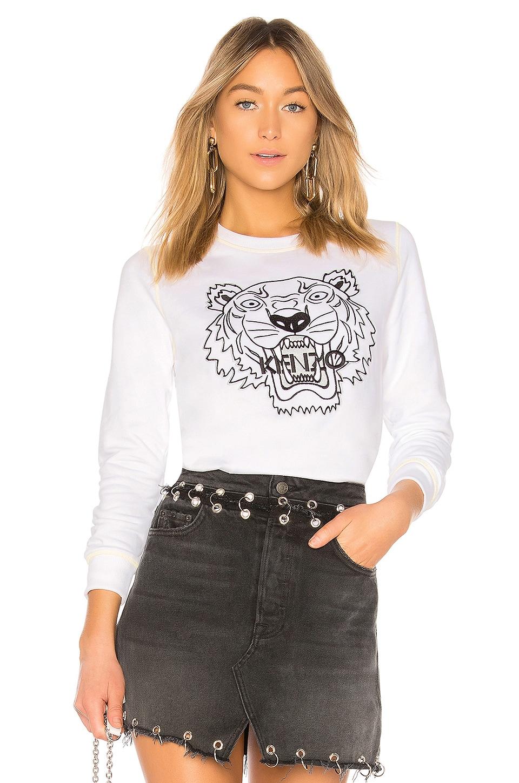 Graphic Tiger Sweatshirt