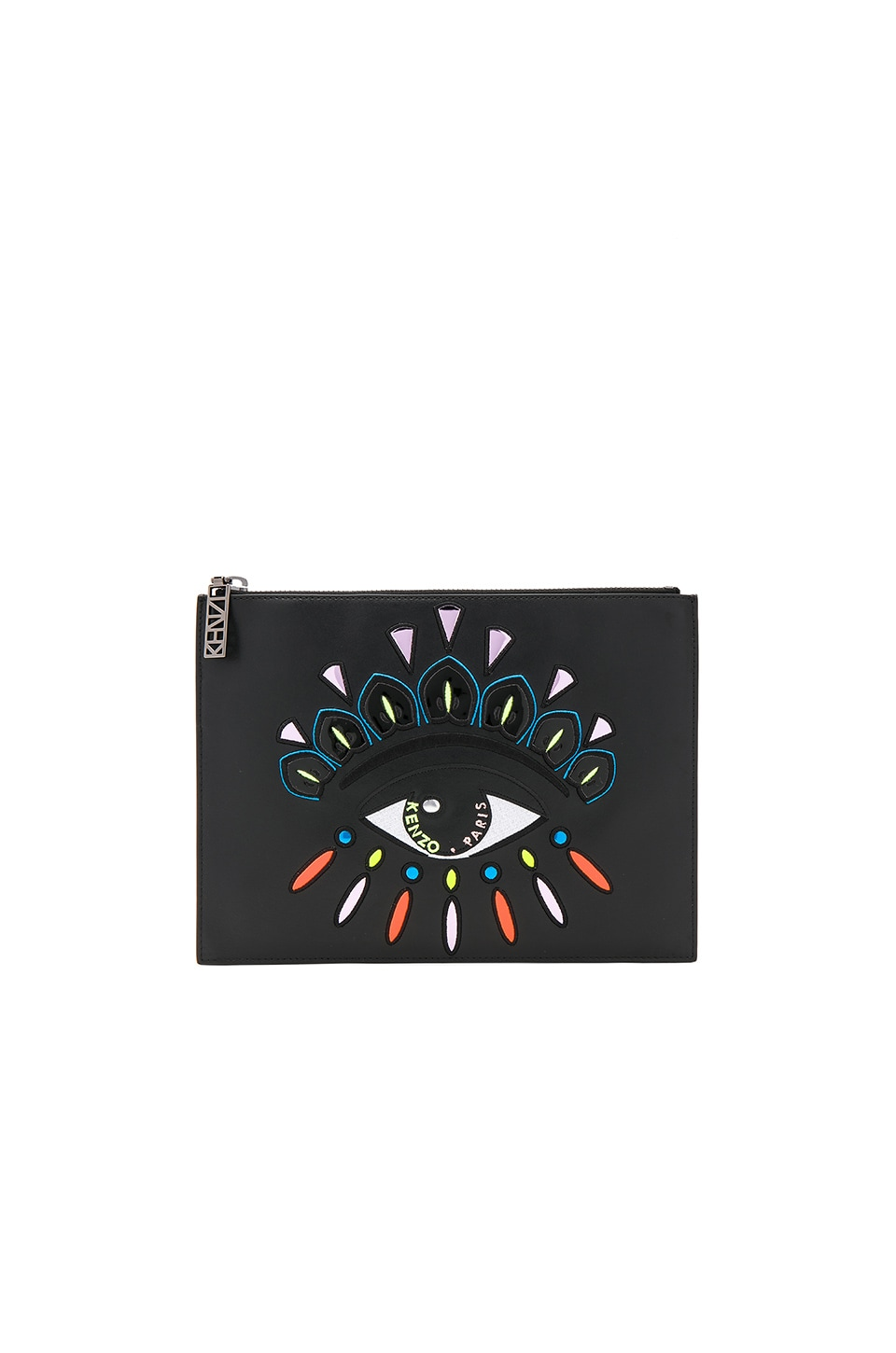Kenzo Icons Eye Pouch in Black