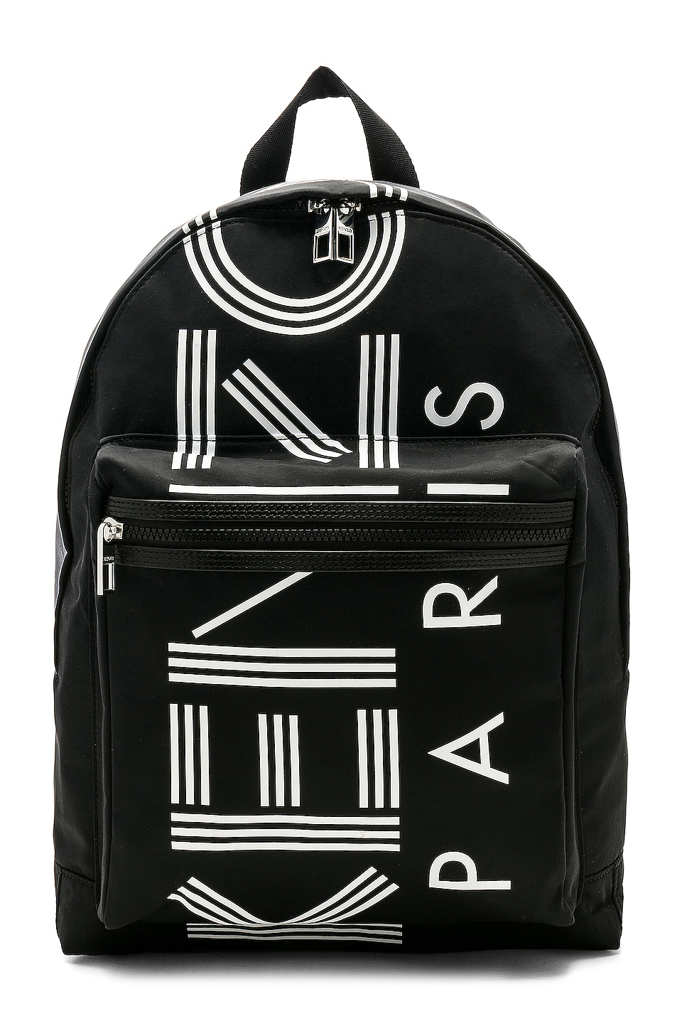 Kenzo Nylon Backpack in Black