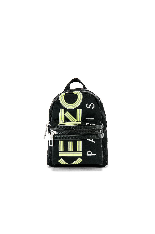 Kenzo Mini Rucksack Backpack in Black