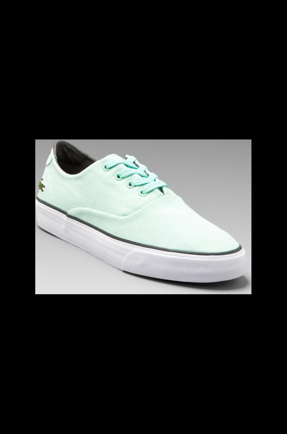 Lacoste Imatra WJA2 in Light Green/Light Green