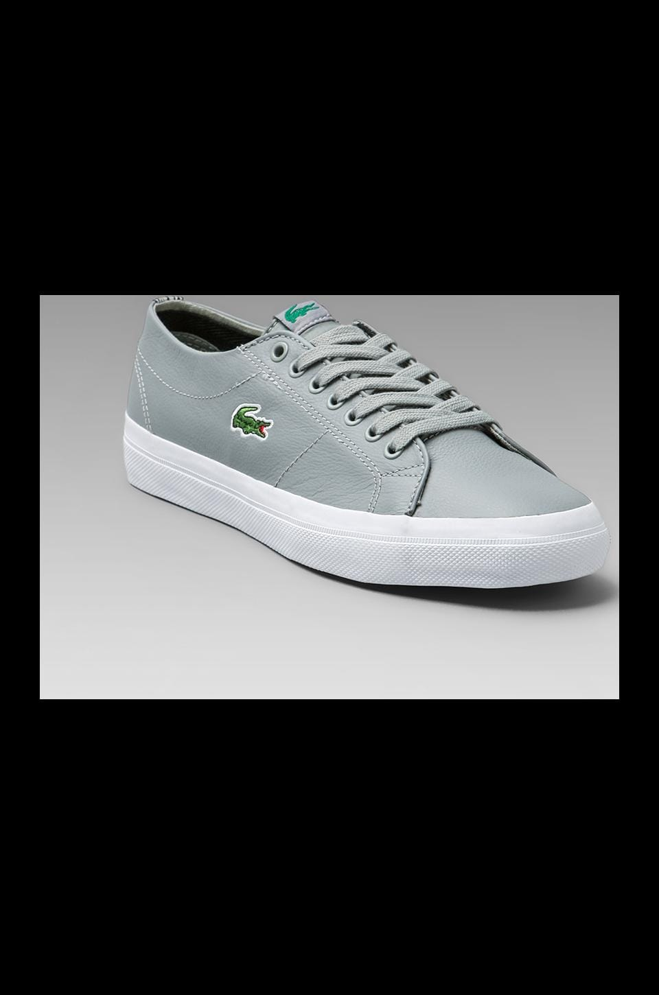Lacoste Marcel Chunky CRE in Grey/Black